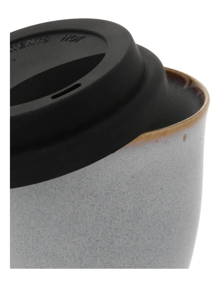 Double-Layer Travel Mug in Grey image 2