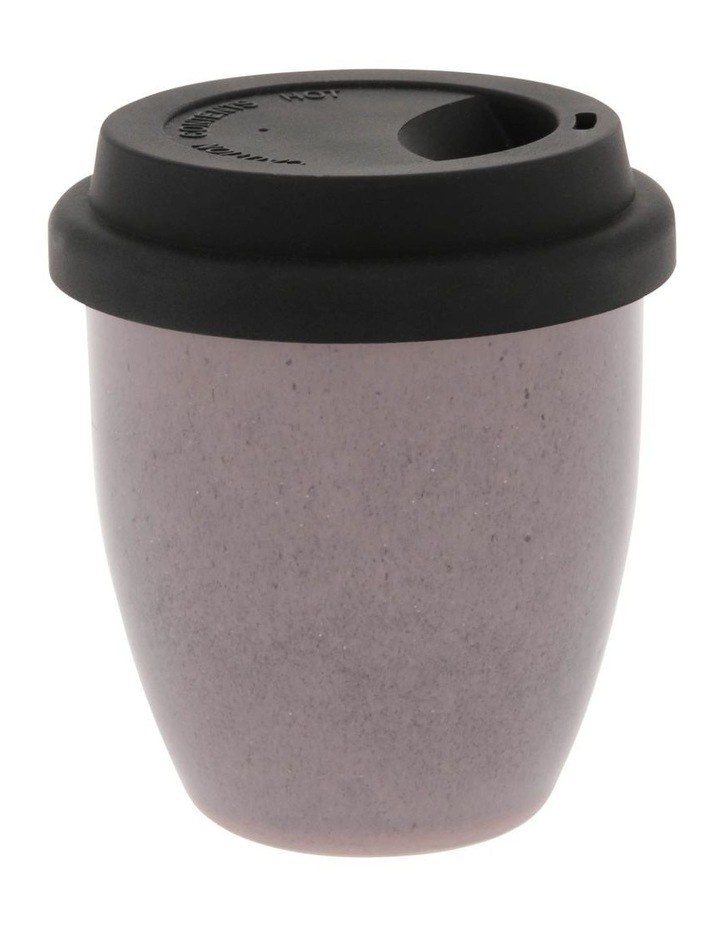Double-Layer Travel Mug in Pink image 1