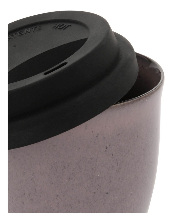 Double-Layer Travel Mug in Pink image 2