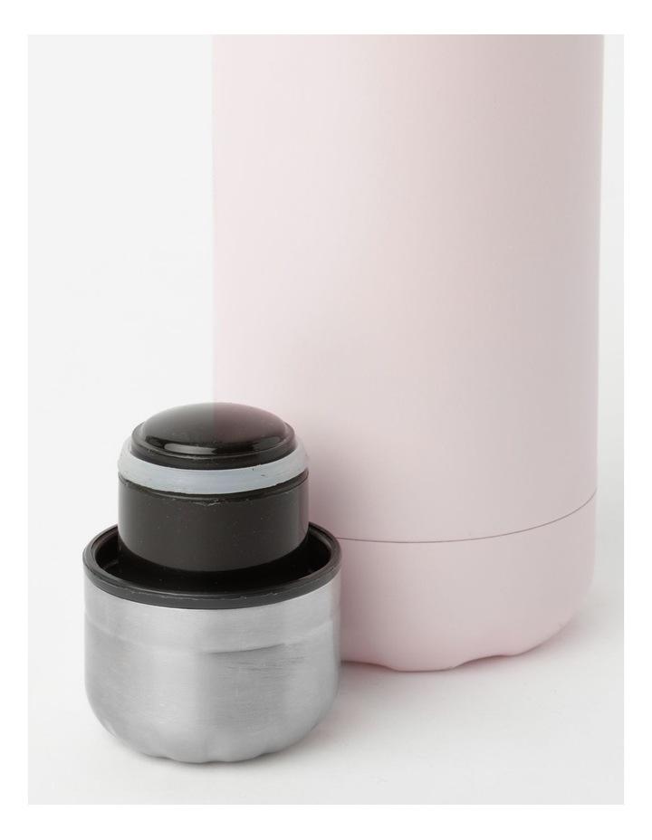 Stainless Steel Drink Bottle 500mL Blush image 2