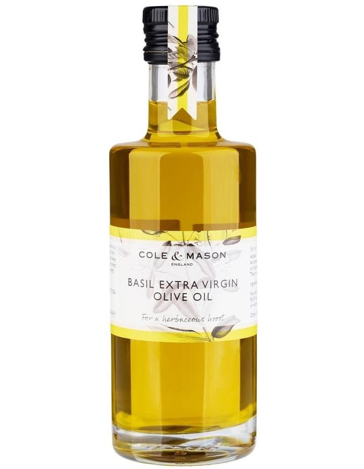 Basil Extra Virgin Olive Oil image 1