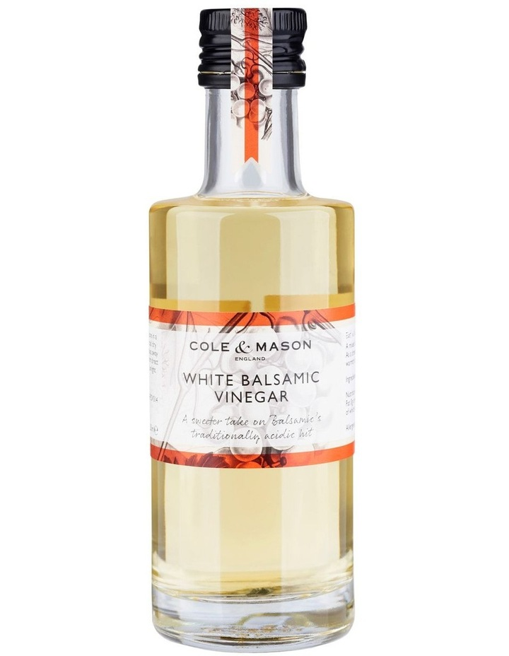 White Balsamic Vinegar image 1