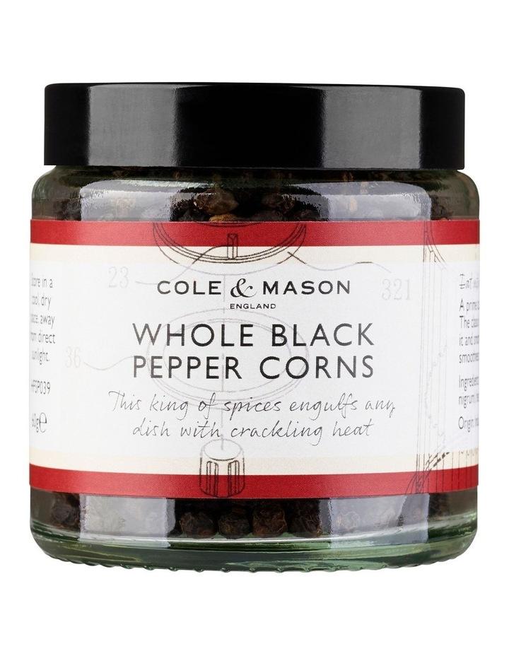 Whole Black Pepper Corns image 1