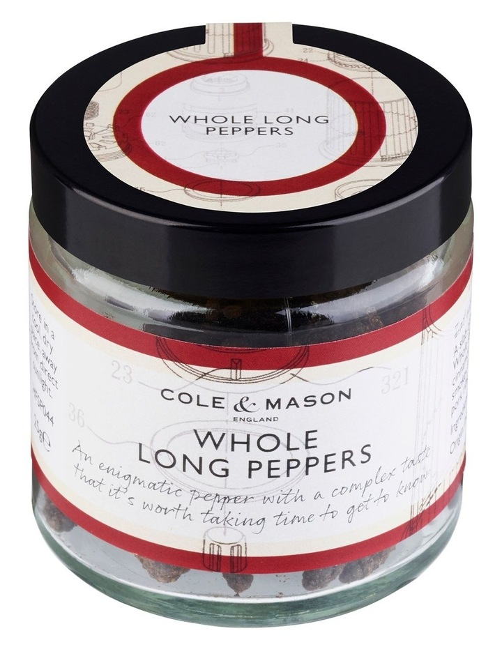 Whole Long Peppers image 1