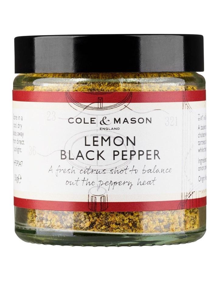 Lemon Black Pepper image 1