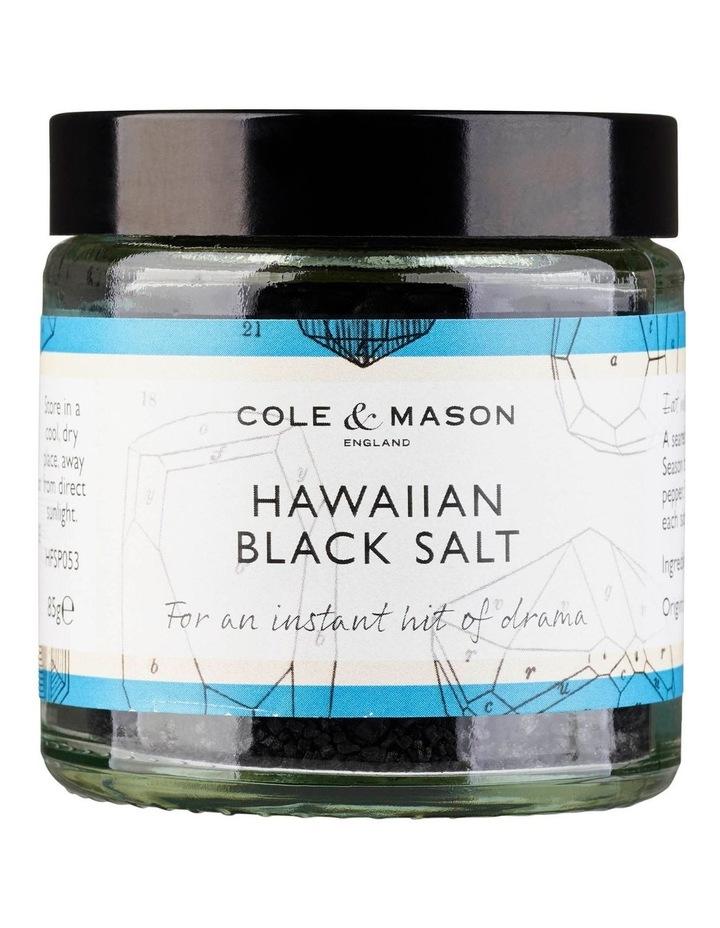 Hawaiian Black Salt image 1