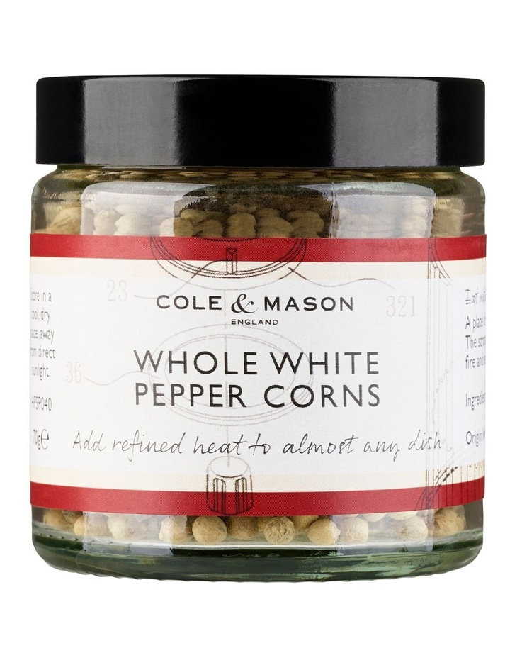 Whole White Pepper Corns image 1