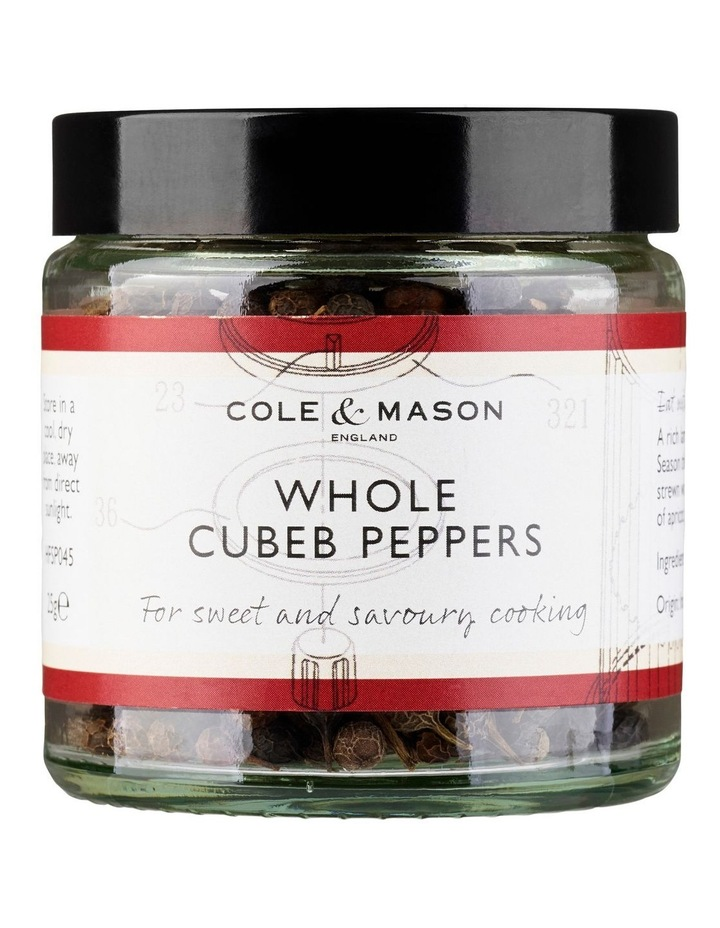 Whole Cubeb Peppers image 1