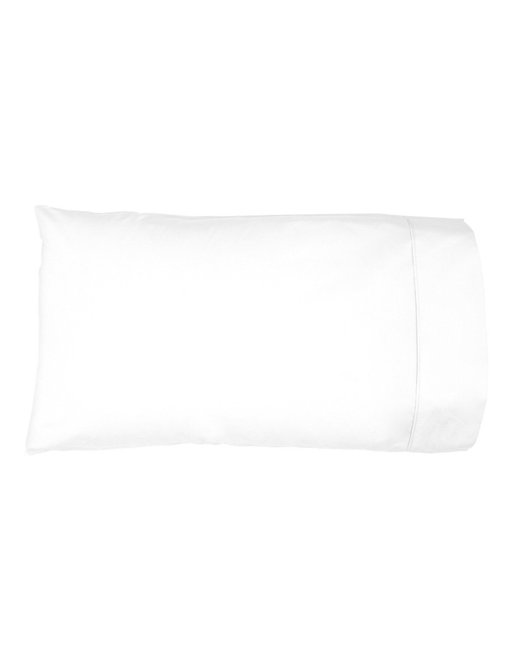 300TC Superfine Cotton Sheet Set in White image 2