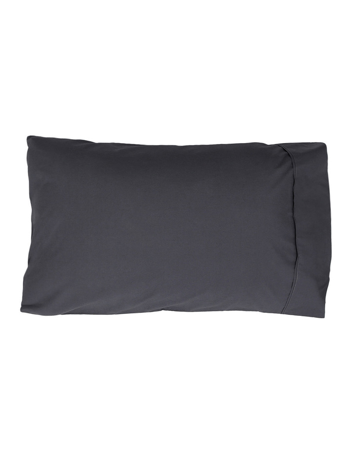 300TC Superfine Cotton Sheet Set in Charcoal image 2
