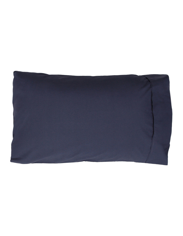 300TC Superfine Cotton Sheet Set in Navy image 2