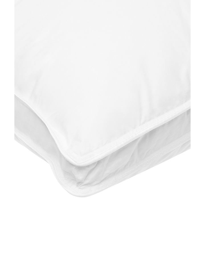 White Collection Duck Down Pillow image 3