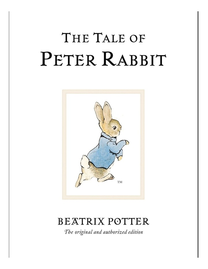The Tale Of Peter Rabbit image 1