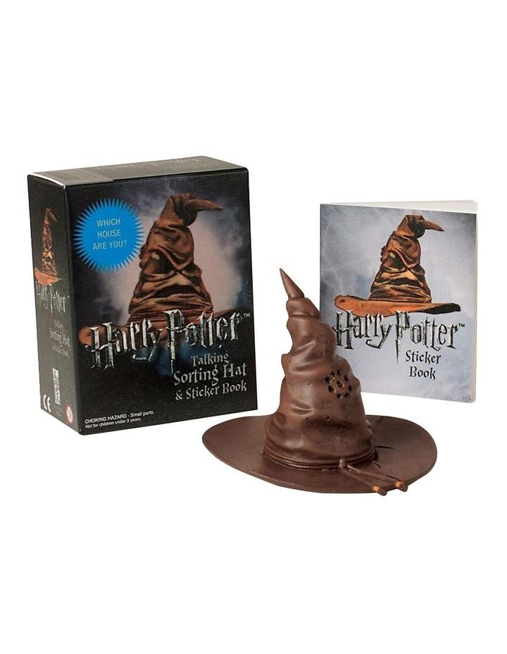 Harry Potter Mini Kit: Talking Sorting Hat image 1