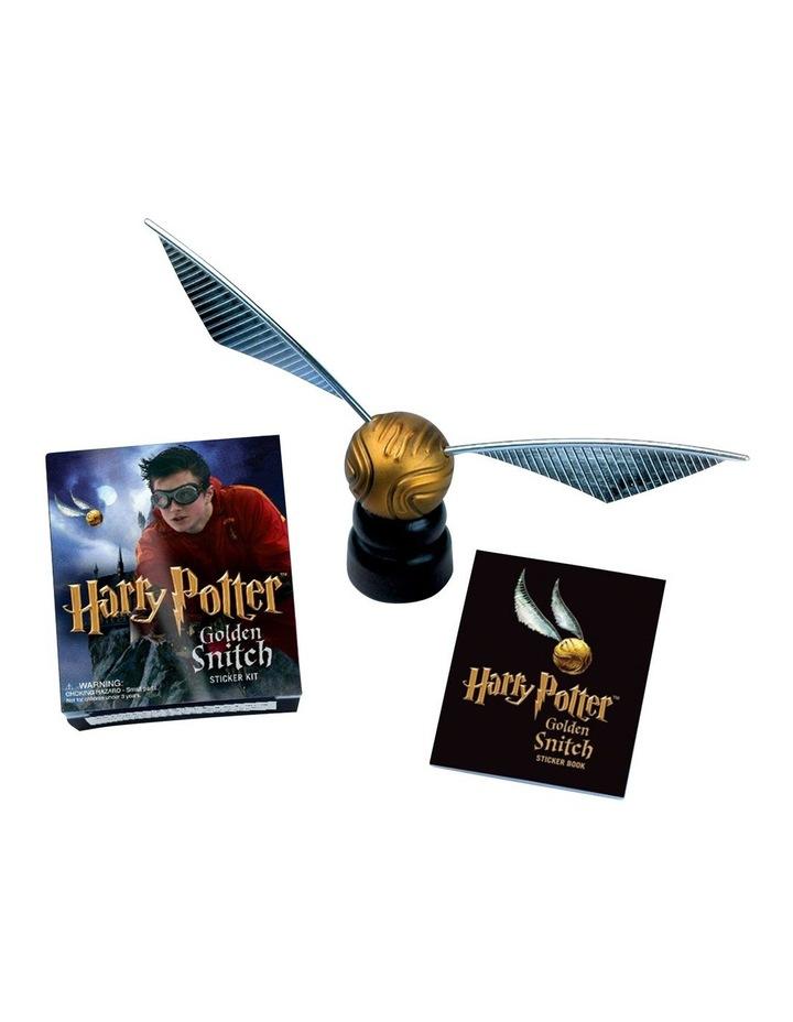 Harry Potter Mini Kit: The Golden Snitch image 1