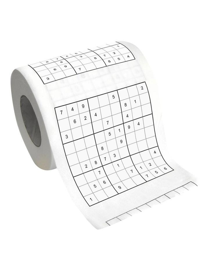 Sudoku Toilet Roll image 1