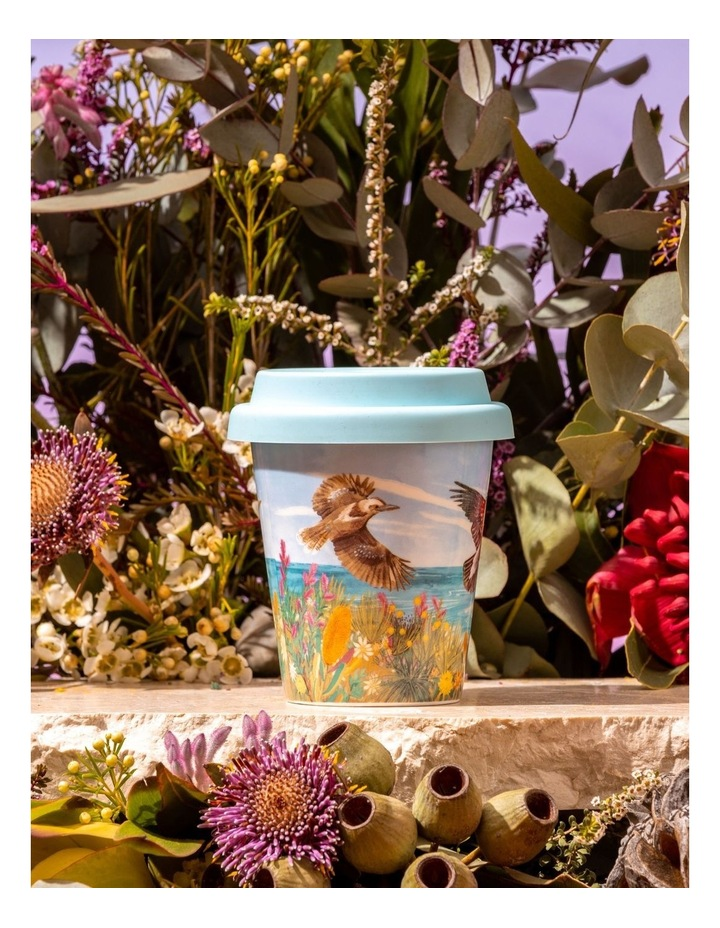 Ceramic Coffee Cup Mother Nature image 3