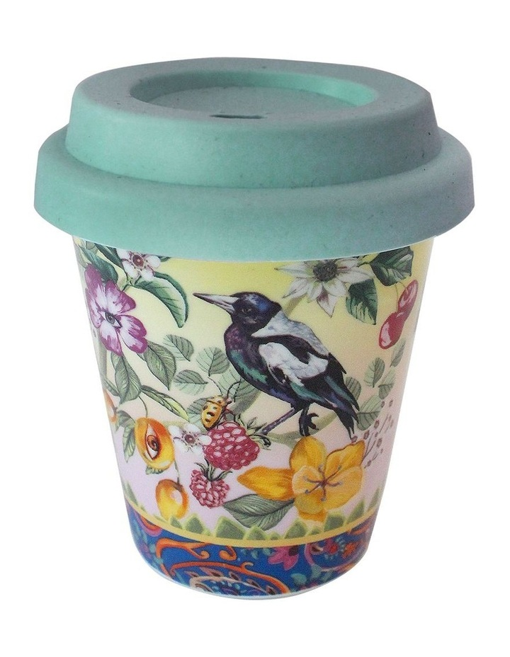 Ceramic Coffee Cup Serendipity image 1