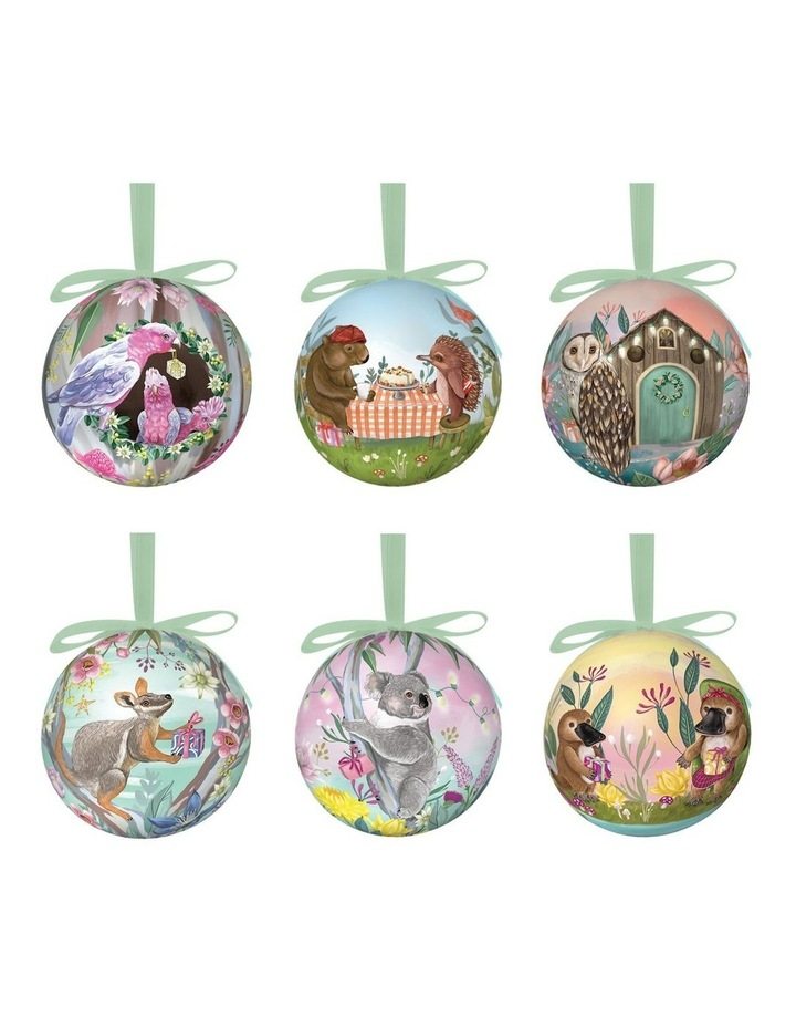 Little Bauble Box Set At Home For Christmas image 1