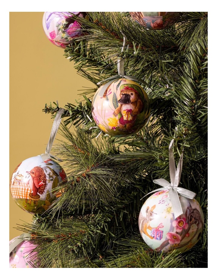 Little Bauble Box Set At Home For Christmas image 3