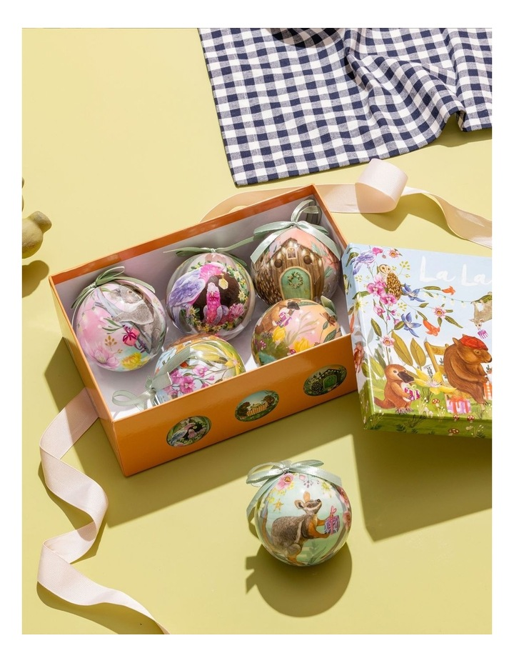 Little Bauble Box Set At Home For Christmas image 4