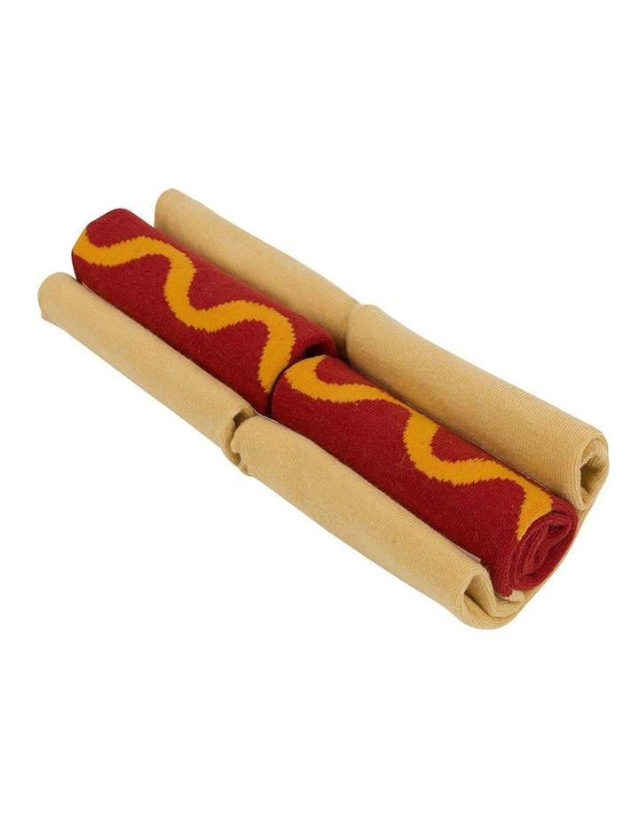 Socks Hotdog image 2