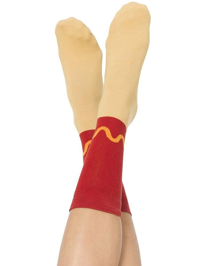 Socks Hotdog image 3