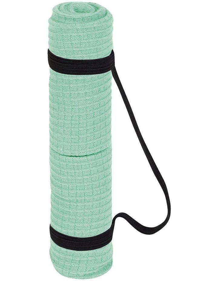 Socks Yoga Mat Green image 2