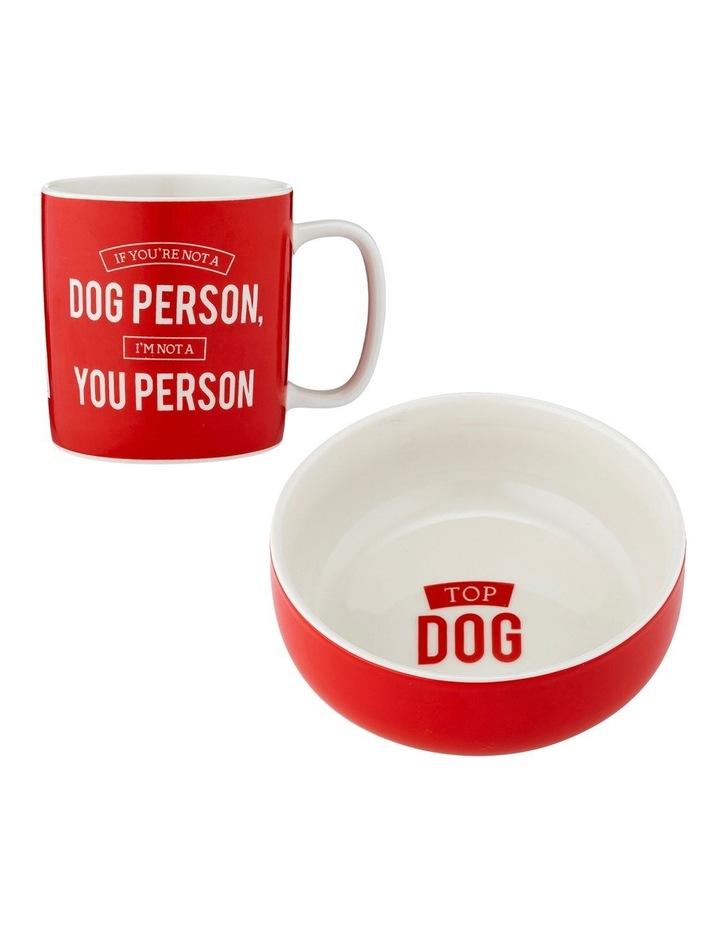 Rover Top Dog Mug & Bowl Set image 1