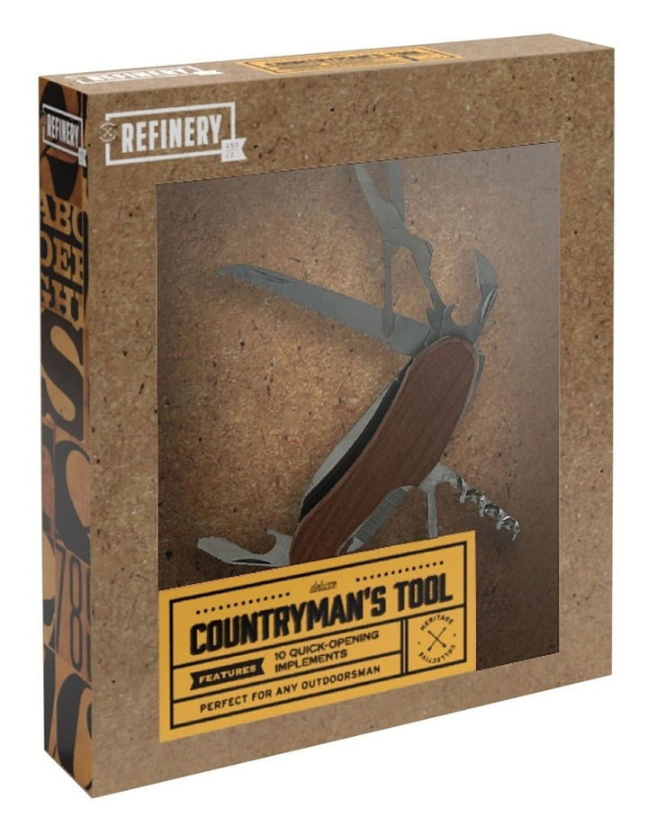 Multi-Tool Countryman Deluxe Wood image 2
