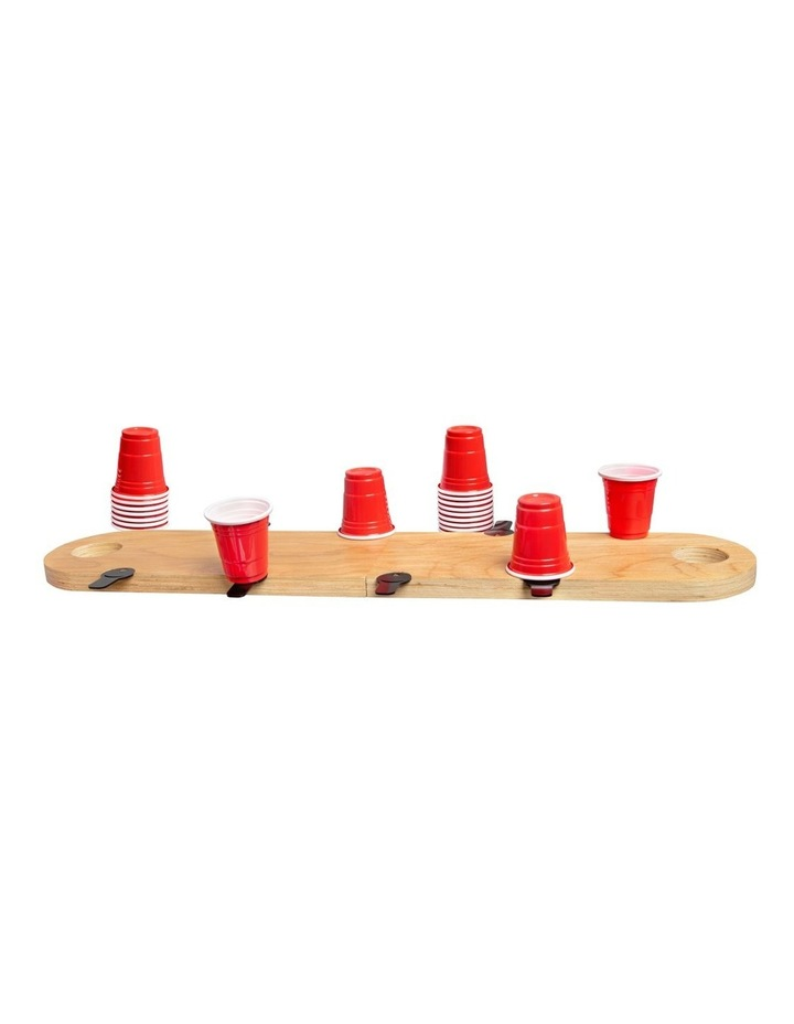 Flip Cup Mini Wood Game image 2