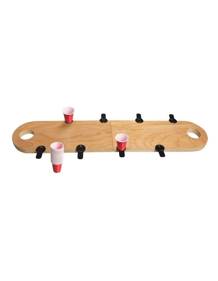 Flip Cup Mini Wood Game image 3