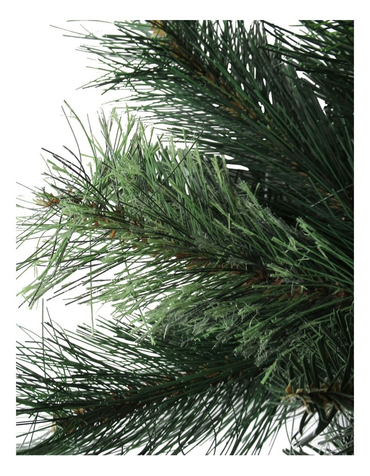Aurora Pre-Lit Pop-Up Christmas Tree 210cm image 2