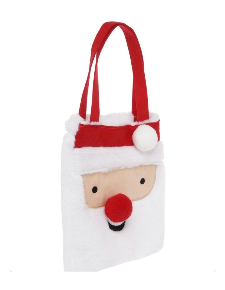 Merry & Bright Novelty Felt Santa Bag image 2