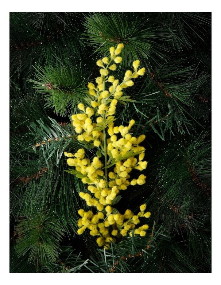 Eucalyptus Faux Yellow Wattle Pick image 3