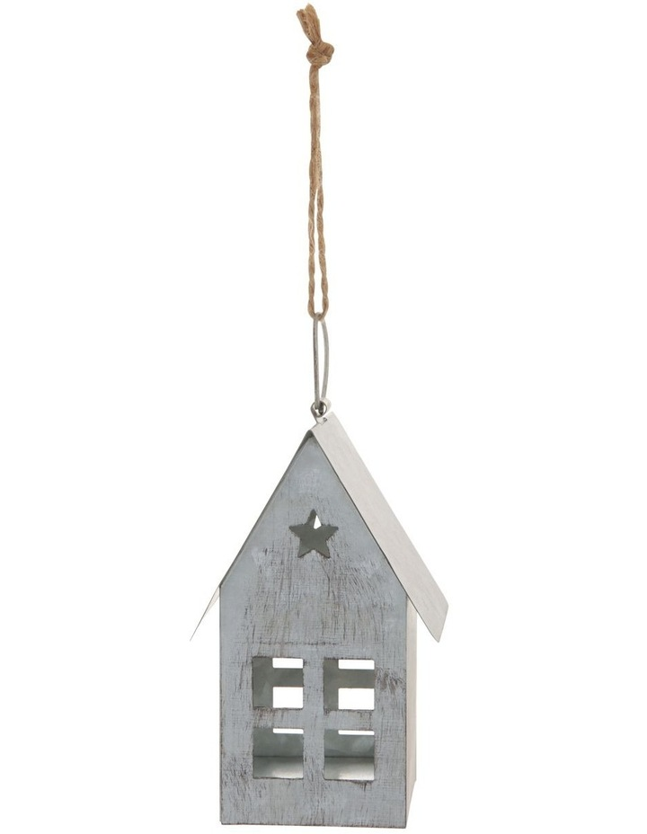 Eucalyptus Metal House Hanging Ornament image 1
