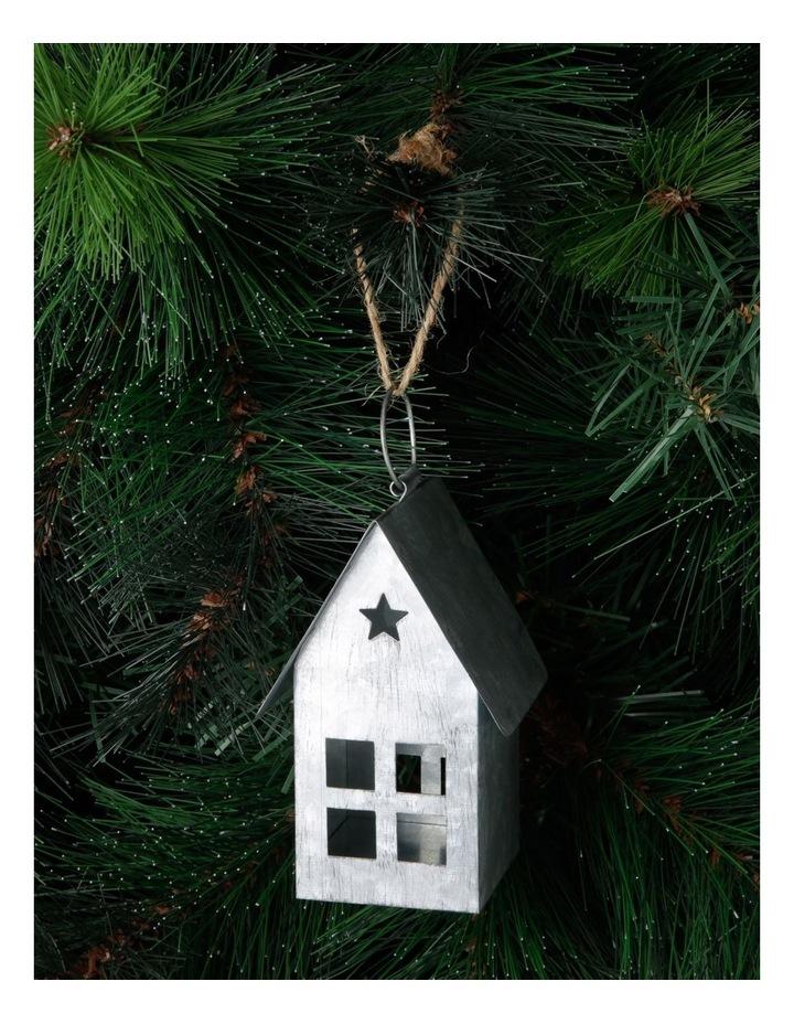 Eucalyptus Metal House Hanging Ornament image 3