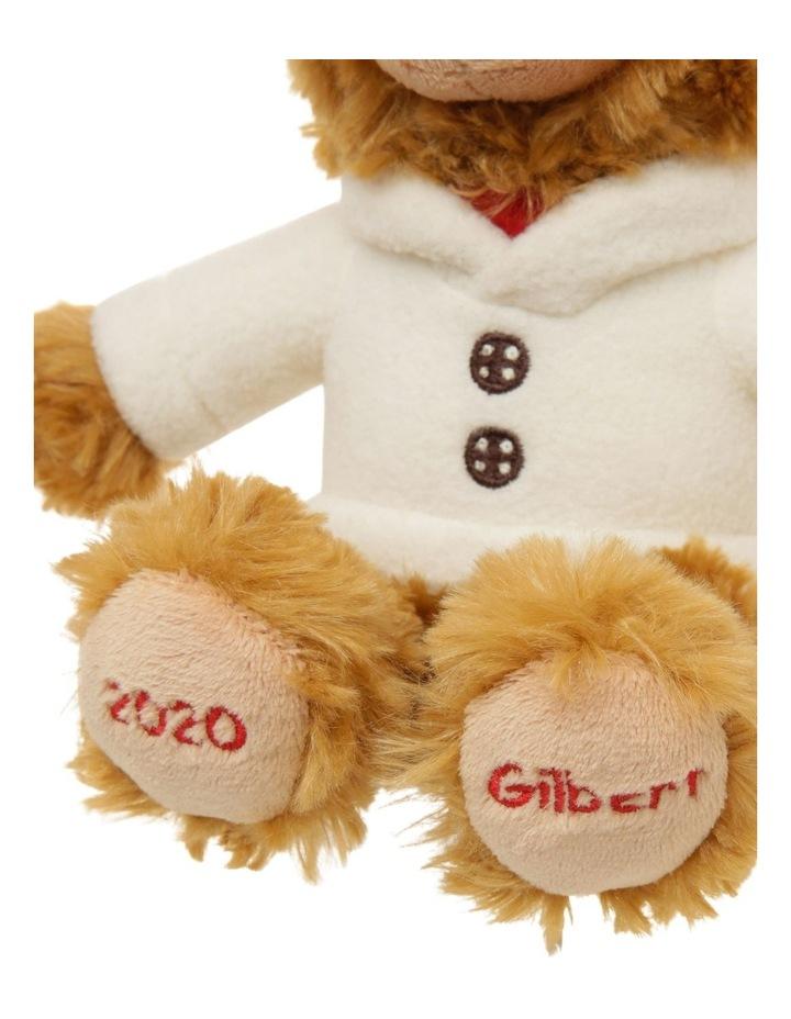 Gilbert 2020 Charity Plush Bear Hanging Decoration image 3