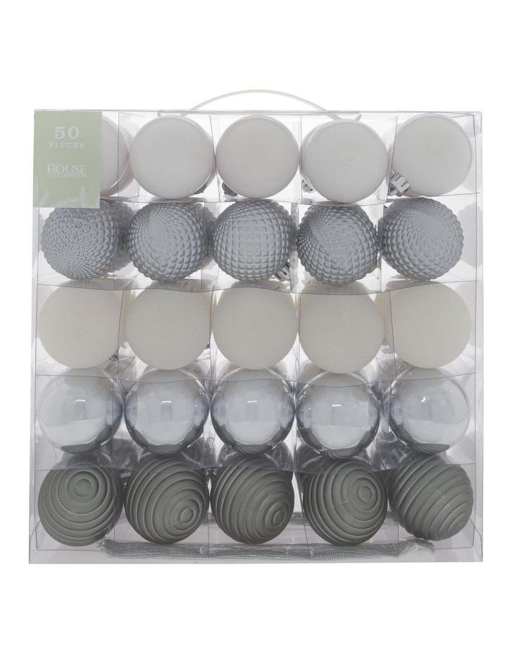 Eucalyptus 50 Pieces - 60mm Shatterproof image 1