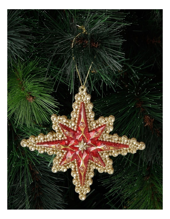 Heirloom Guiding Star Hanging Ornament image 3