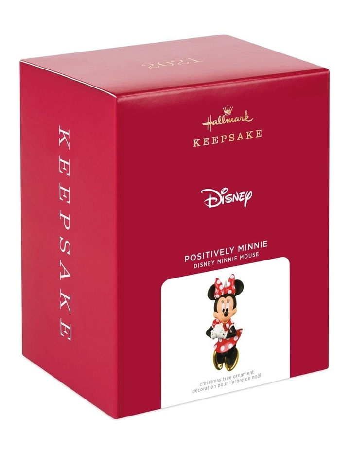 Positively Minnie- Disney Minnie Mouse image 5