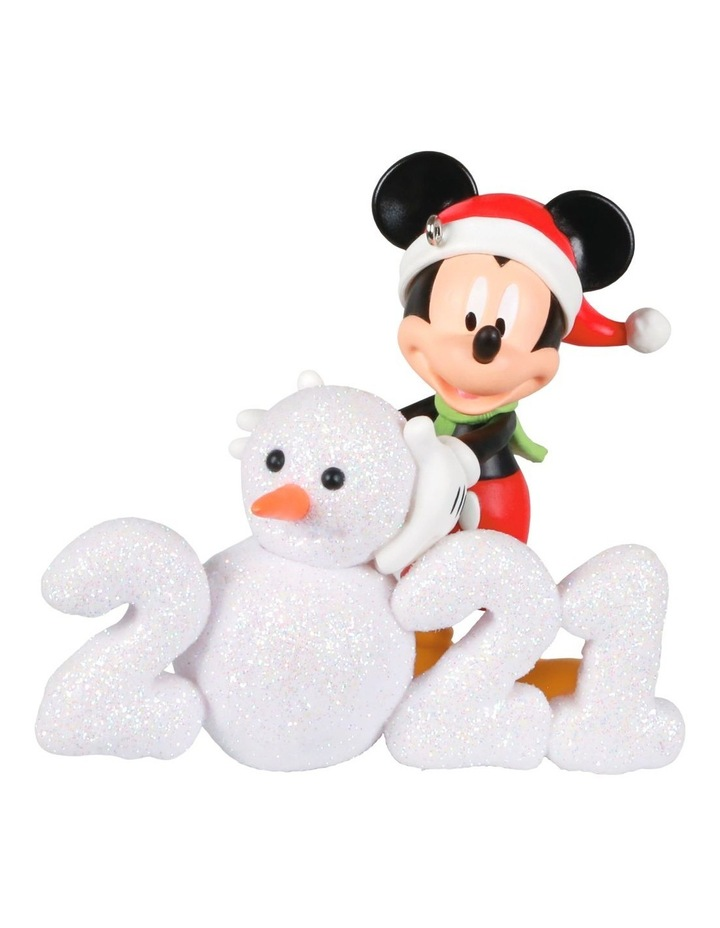 A Year Of Disney Magic- Disney Mickey Mouse Ornament image 1