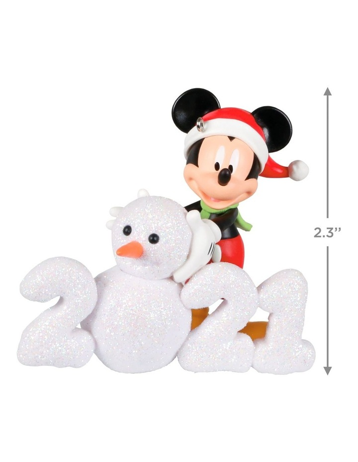 A Year Of Disney Magic- Disney Mickey Mouse Ornament image 3