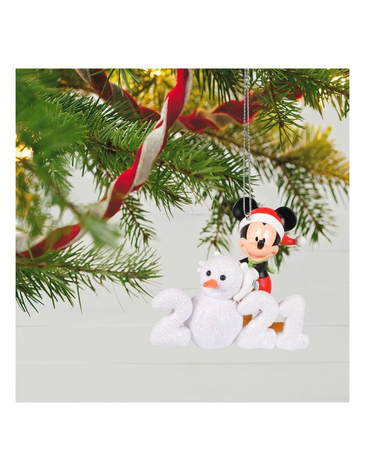 A Year Of Disney Magic- Disney Mickey Mouse Ornament image 4