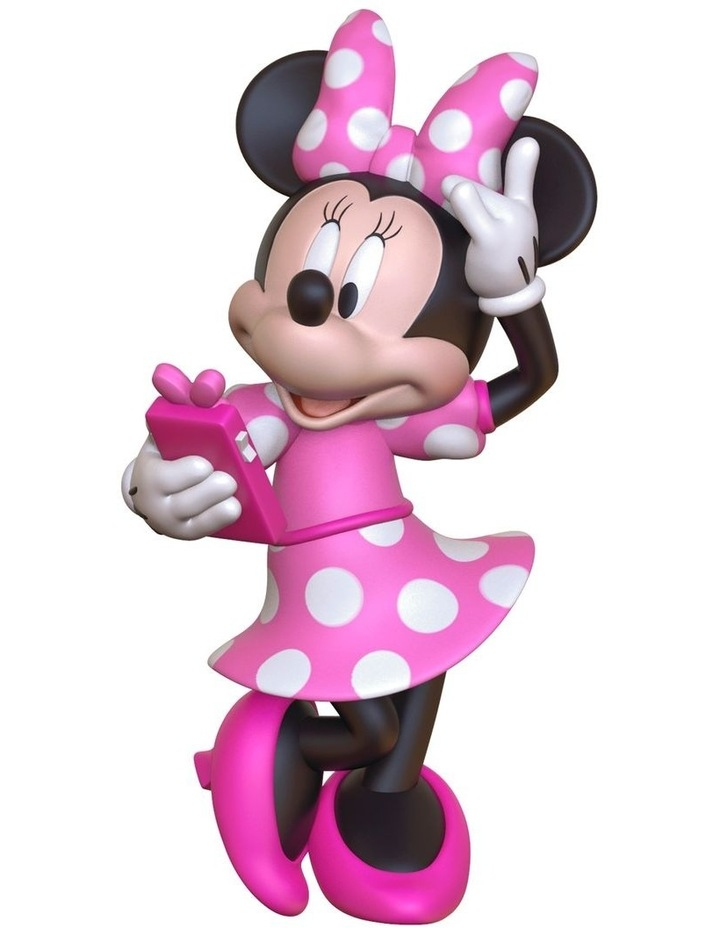 Phoning A Friend- Disney Minnie Mouse Ornament image 1