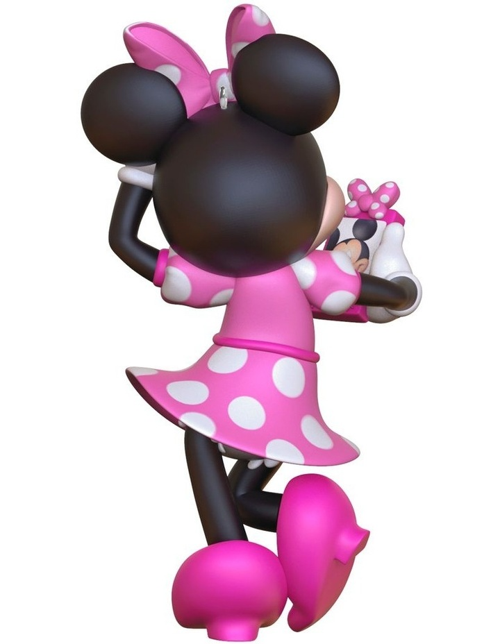 Phoning A Friend- Disney Minnie Mouse Ornament image 2