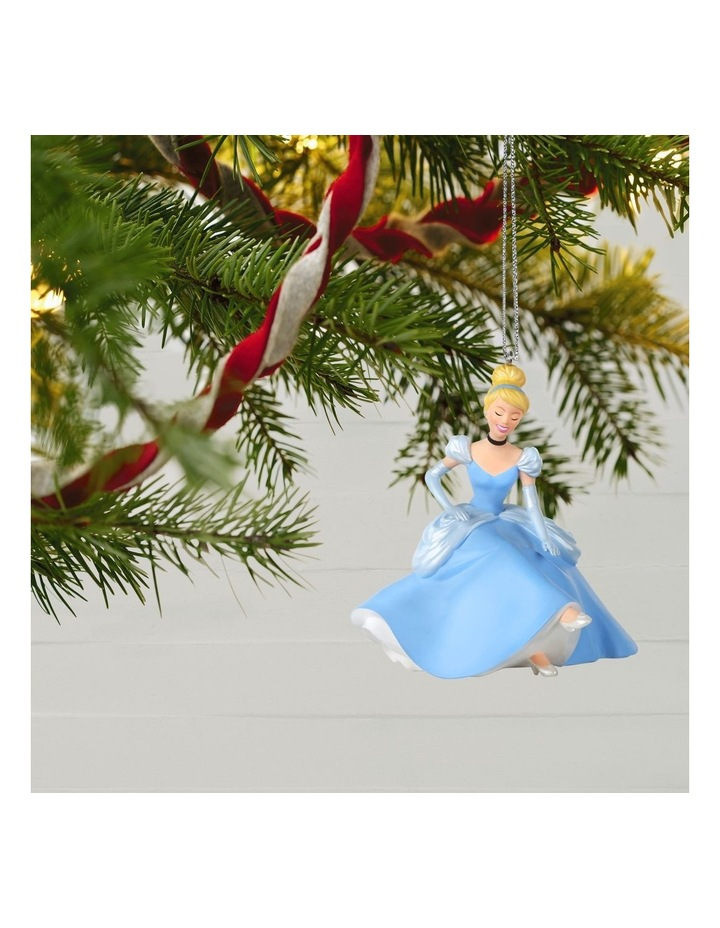 Stepping Out In Style- Disney Cinderella Ornament image 4