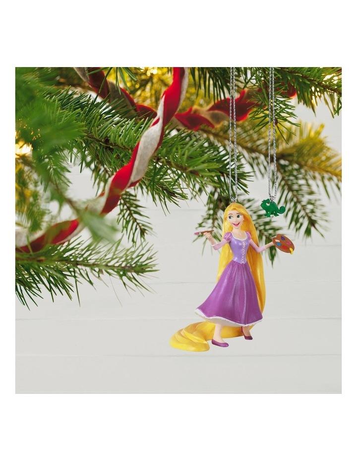 Rapunzel & Pascal- Disney Tangled Ornament image 4
