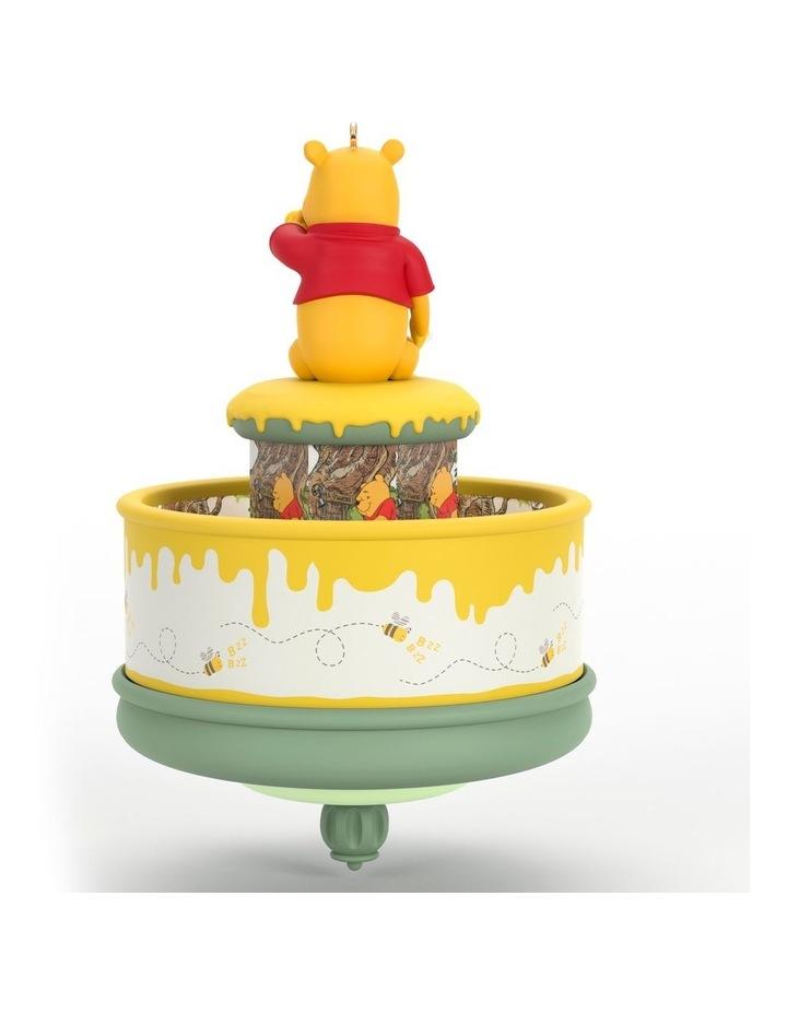 Disney Winnie The Pooh & The Honey Tree- 55Th Anniversary Ornament image 2