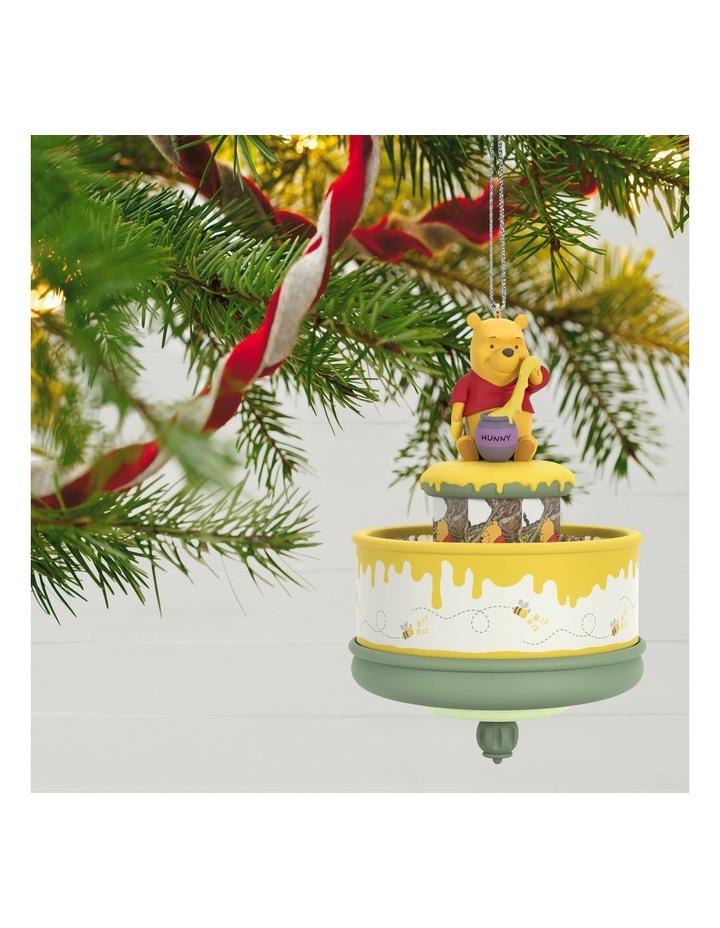Disney Winnie The Pooh & The Honey Tree- 55Th Anniversary Ornament image 4